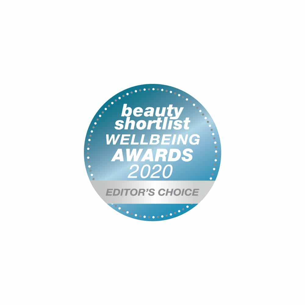 Reset - Beauty Shortlist Wellbeing Editors Choice 2019