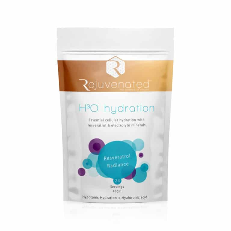 Rejuvenated H30 Skin hydration