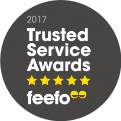 Trusted Reviews Feefo Awards