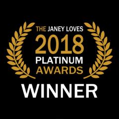 The Janey Loves Platinum Award Winner